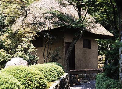 鈴虫の小屋